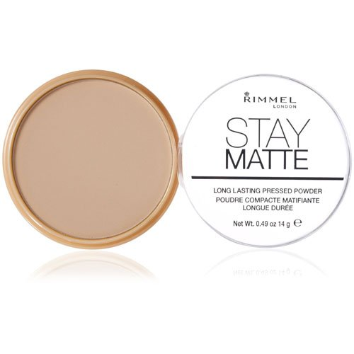 Stay Matte Pressed Powder Transparent, 0.49 Ounces (3 Pack)