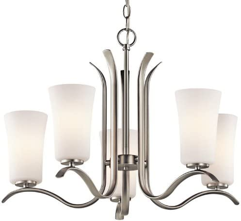 Kichler 43074NI Living Room Chandelier