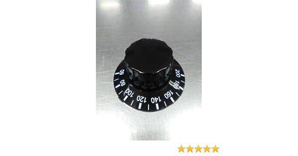 CubetasGastronorm Mando Termostato Freidora Compatible movilfrit - P901504: Amazon.es: Hogar