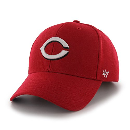 Cincinnati Reds MVP Adjustable Cap Cincinnati Reds Single