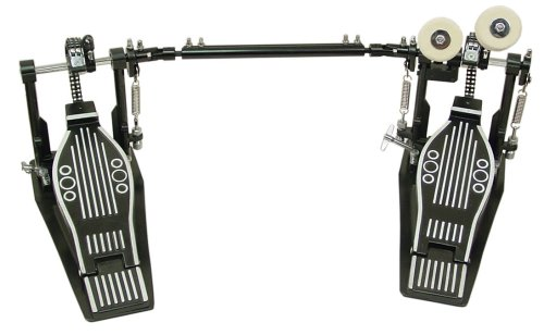 - Signature Music Pro Double Bass Drum Pedal New 7199