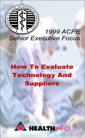 How To Evaluate Technology And Suppliers