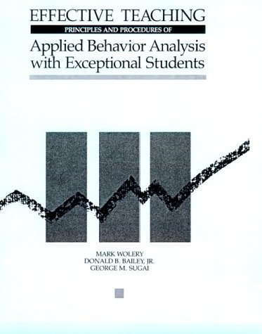 "effectiveness applied behaviour analysi This paper focuses on how applied behavioral analysis essay on ""applied behavior analysis applied behavior analysis treatment for autism spectrum disorders."