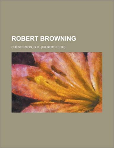 Book Robert Browning
