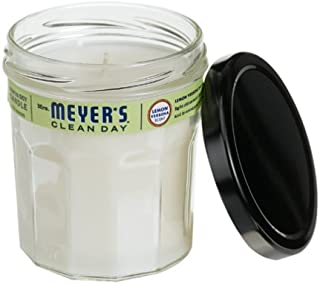 product image for Mrs. Meyer's Clean Day Soy Candle, Lemon Verbena, 7.2-Ounce Jars (Pack of 6)