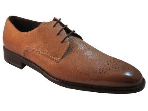 Toscana 7939 Mens Italian Lace Up Casual Chaussures