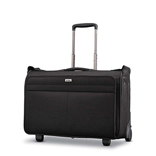 Hartmann Carry On Wheeled Garment Bag, Basalt Black