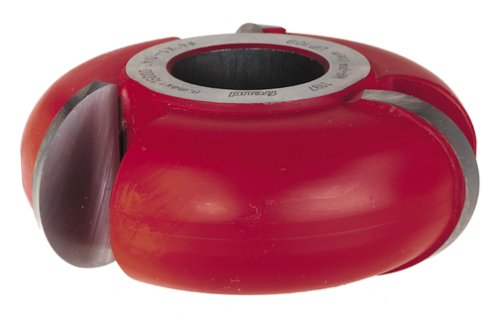 B00004VWPR Freud UP109 3/4-Inch Convex Radius Shaper Cutter, 1-1/4 Bore 41W9HQF1QNL