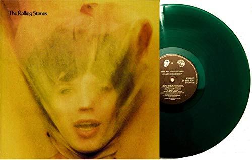 Price comparison product image Goats Head Soup - Limited Edition 180 Gram Green Vinyl - Czech Republic