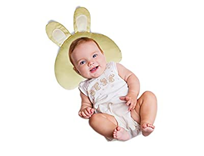 Head Shaping Baby Pillow | Best Gift for Baby Shower | Prevents Flat Head Syndrome (Plagiocephaly) | Supports Natural Shape | Soft and Cute Sleep for Newborns (0-6 Months)