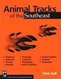 img - for Animal Tracks of the Southeast States book / textbook / text book