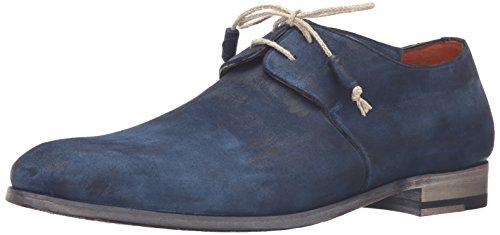 Mezlan Mens Fenis Oxford Blue llUfcn0G43