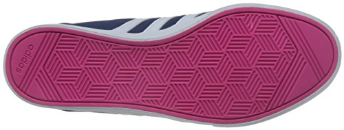 Adidas Courtset W - Zapatilla casual para mujer Mystery Blue FTWR White / Shock Pink