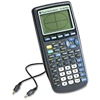 Texas Instruments TI-83PLUS Programmable Graphing Calculator CALCULATOR,GRAPHING DPCKX83 (Pack of2)