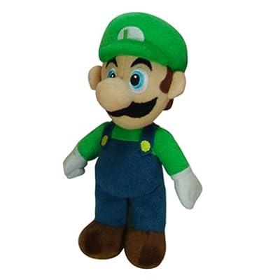 Super Mario - Luigi Plush from Mario