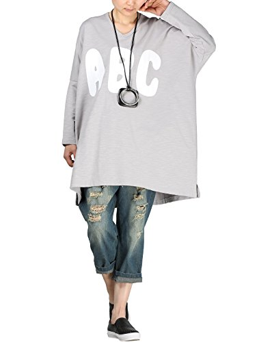 Mordenmiss Womens Spring Simple Loose product image
