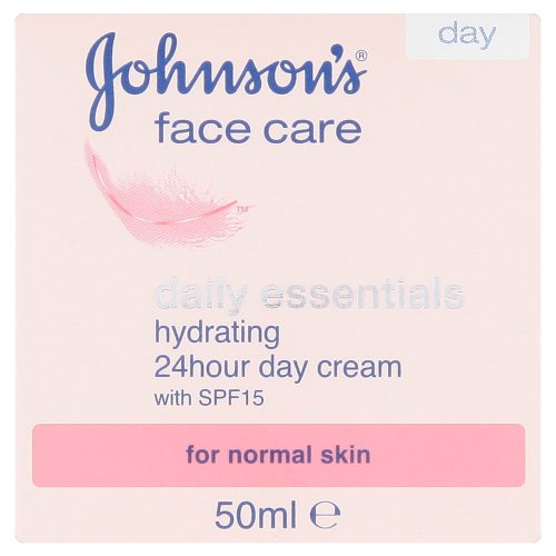 Johnson And Johnson Face Cream