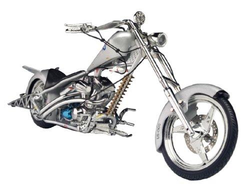 American Chopper: Jet Bike - 1:10 Scale Die-Cast (American Chopper Jet Bike)