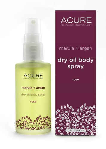 Dry Body Oil Spray - 8