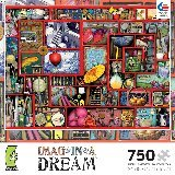 Ceaco Imag in a Dream Big Red Box 750 Piece Puzzle