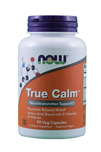 Foods True Amino Relaxer Vegicapsules product image