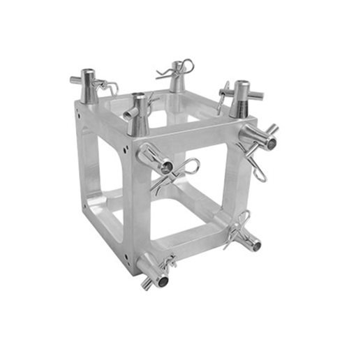 GLOBAL TRUSS STUJBF14 Universal Junction Block Configuration From 2-Way Up to 6-Way by Global Truss