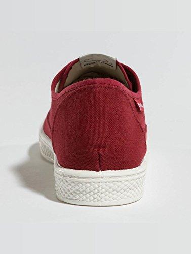 Zapatillas para Levi'S Hombre Burdeos Malibu vwwpqr5E