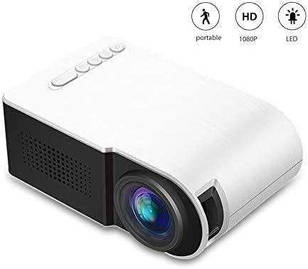 XRLTYY Proyector LED, Pantalla Grande de 80 Pulgadas, 1080P HD ...