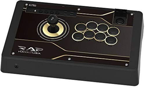 HORI Real Arcade Pro N Hayabusa Arcade Fight Stick for PlayStation 4, PlayStation 3, and PC Officially Licensed by Sony - PlayStation 4