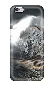 Tpu Fashionable Design Landscape Rugged Case Cover For Iphone 6 Plus New WANGJING JINDA