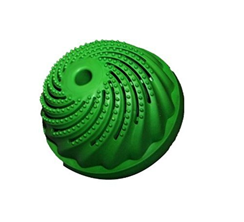 (Green Wash Ball Laundry Ball, Wash Without Detergent)
