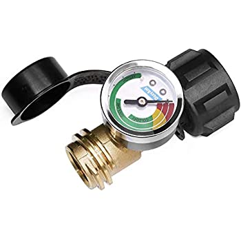 Car & Truck Parts Parts & Accessories Reliable Propane 100lb Tank Gas Level Gauge Indicator Accurately Measure Rv Motorhome