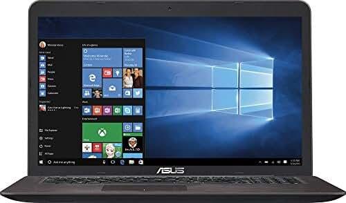 ASUS X756 17.3-Inch Full HD (1920 x 1080) Premium Laptop(Intel Core i5-6200U Processor, 12GB DDR4 RAM, 1TB HDD, NVIDIA GeForce 950M 2GB, SuperMulti DVD, HDMI, Bluetooth, VGA, Wifi, Windows 10)