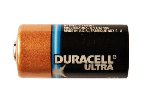 10 x Duracell DL123A Ultra Lithium Batteries ()
