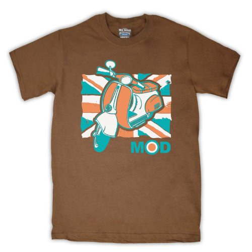 My Icon Art & Clothing -camiseta Hombre marrón