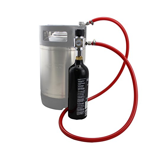 UPC 688907081669, The Weekend Brewer CO2 Injection System for Paintball Tanks by