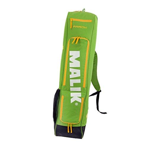 Green Hockey Bag - 5