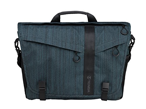 Tenba Messenger DNA 15 Camera and Laptop Bag - Cobalt (638-383) by Tenba