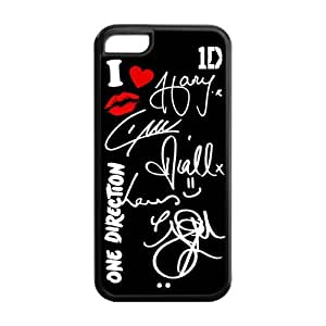 Customize One Direction Zayn Malik Liam Payn Niall Horan Louis Tomlinson Harry Styles Case for iphone5C JN5C-1464