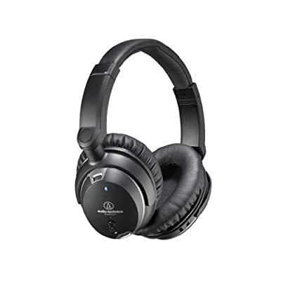 Audio Technica ATH-ANC29 QuietPoint® Active Noise-cancelling Headphones
