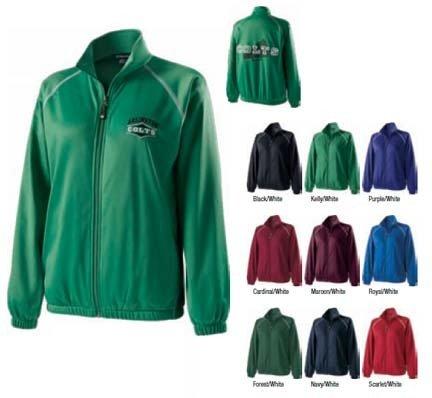 "UPC 765689452853, Ladies' ""Attitude"" Jacket from Holloway Sportswear"