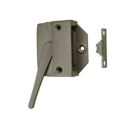 Andersen® #7191-32 Sash Lock & Keeper (Left Hand) in Stone (1974 to 1995)