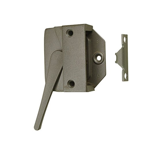 Andersen® #7191-32 Sash Lock & Keeper (Left Hand) in Stone (1974 to 1995) (Casement Window Sash Lock)