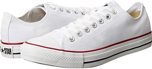 Converse Men's All Star LO OX Optic White - Uk Optics