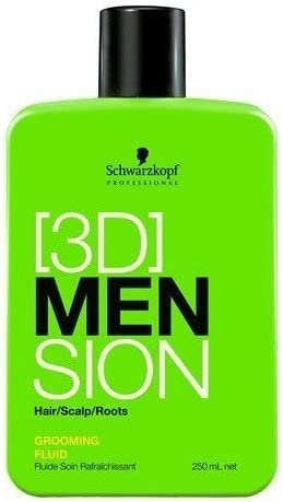 Schwarzkopf Professional 3D Mension Grooming Fluid 250ml by ...