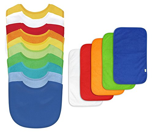 green-sprouts-absorbent-terry-bibs-burp-pads-blue