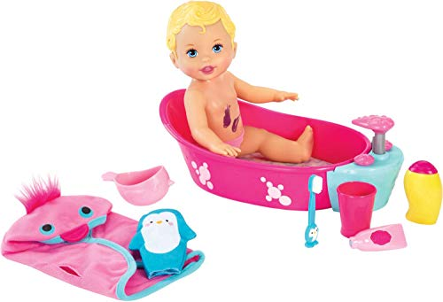 Fisher Price Little Mommy Bubbly Bathtime Doll Very Special