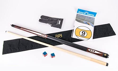 Juego de taco de billar Cobra Incluye Funda, Tiza y accesorios Modelo SB de 16: Amazon.es: Deportes y aire libre