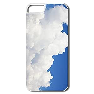 IPhone 5 5S Cases, Cloud Sky White Covers For IPhone 5S