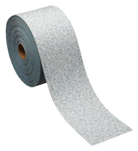 Norton 662611-49558 Dry Ice 2-3/4'' x 45 Yards P320B Grit PSA Sanding Sheet Roll